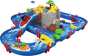 AQUAPLAY Children's Mountain Lake Playset