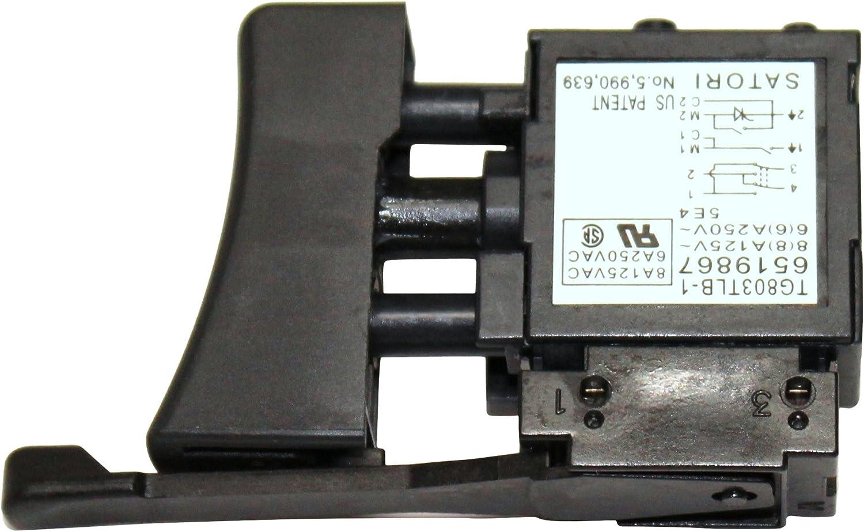 Makita 651978-6 Switch