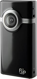amazon com flip minohd video camera black 8 gb 2 hours 3rd rh amazon com Flip Ultra HD 3rd Generation flip video ultra hd instructions
