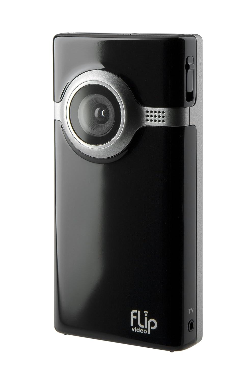 Amazon.com : Flip Mino Video Camera - Black, 2 GB, 1 Hour (1st Generation)  : Camcorder Bundles : Camera & Photo