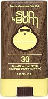 product image for Sun Bum Original Sunscreen Face Stick, Broad Spectrum SPF 30, .45 Oz