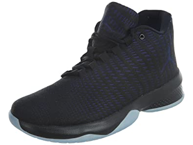 more photos 38eed f20e2 Image Unavailable. Image not available for. Colour  Jordan Men s Jordan B. Fly  Black Concord White ...