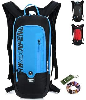 Mochila impermeable para correr en bicicleta Senderismo Ciclismo de montaña Esquí de snowboard, Mochila transpirable