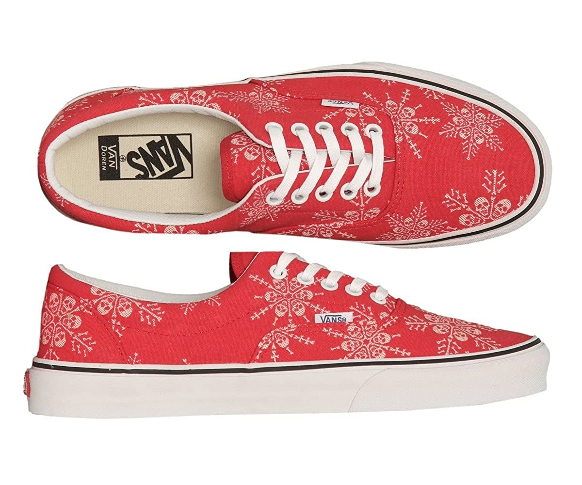 2a5571855c79 Vans Doren Era Skulls   Snowflakes Lace-up Sneakers