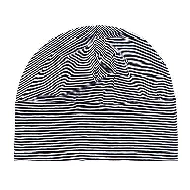 une grande variété de modèles conception adroite 60% pas cher Gazechimp Bonnet de Nuit Coton Multifonction avec Masque des ...