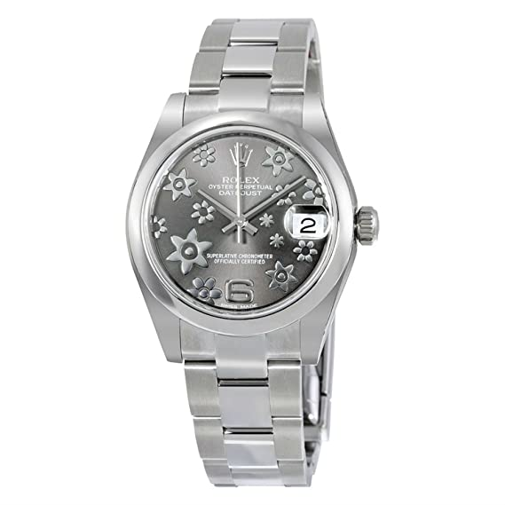 Rolex Mujer m178240 – 0040 Datejust Gris Reloj
