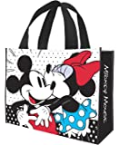 Disney Mickey & Minnie Large Recycled Shopper Tote 89073