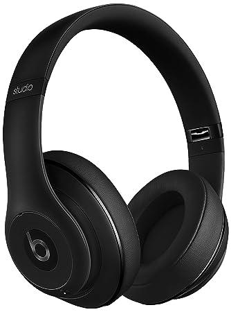 Beats Studio Wireless – Auriculares de Diadema (Negro Mate) (Certificado Reformado)