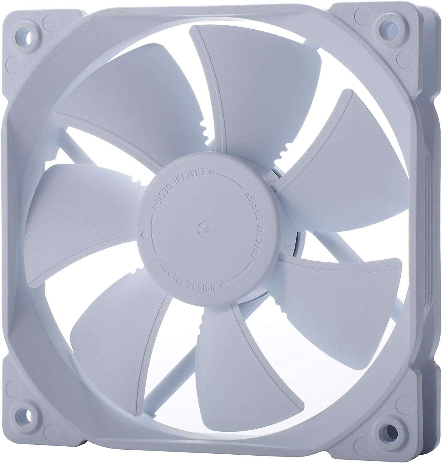 1000RPM Single Trip Wire 140x140x25 mm 12V Aerodynamically Shaped Struts High Airflow Silent Fan Fractal Design Dynamic X2 GP-14 PWM Computer Fan White Hydraulic Fdb Bearings