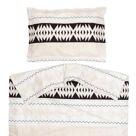 e51a46c2ffaf5 Ethno - Pati Chou 100% Coton Linge de lit pour bébé (Taie d oreiller ...