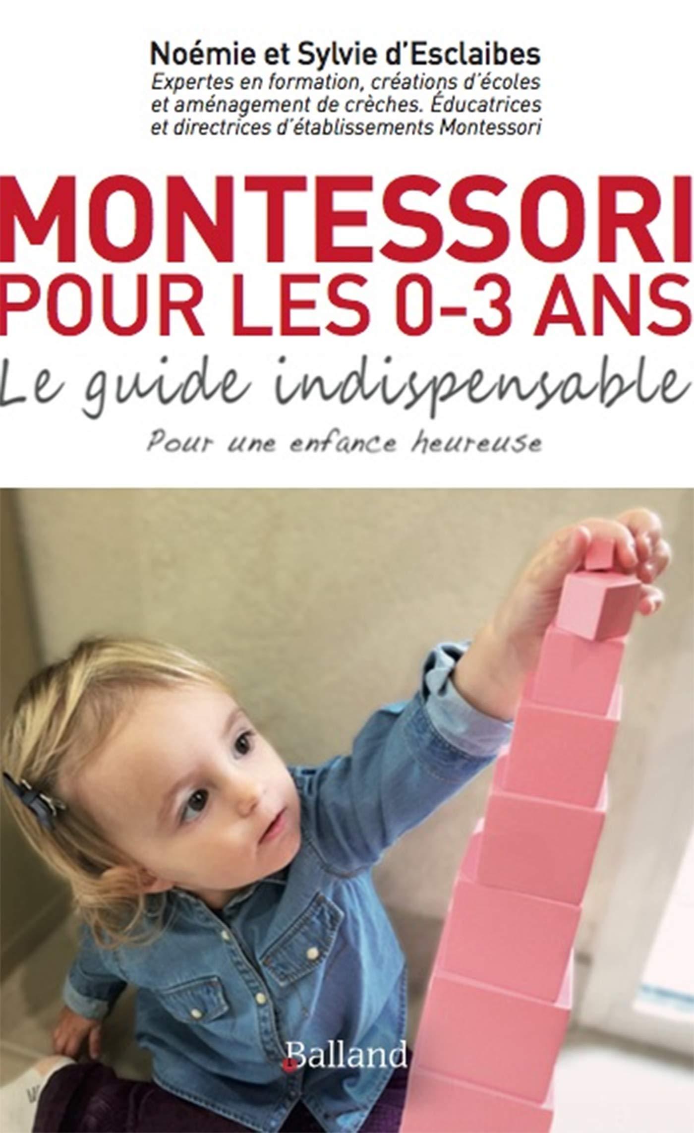 Montessori Pour Les Tout Petits 9782940556762 Amazon Com