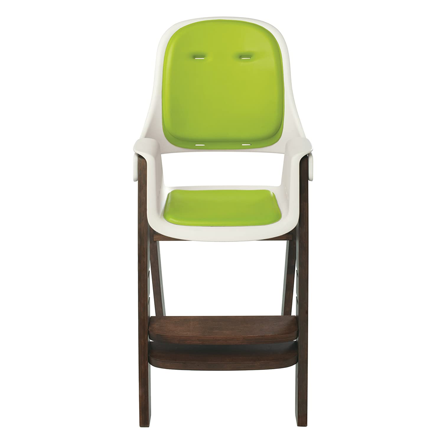 oxo tot  sprout chair (greenwalnut) amazonca baby -