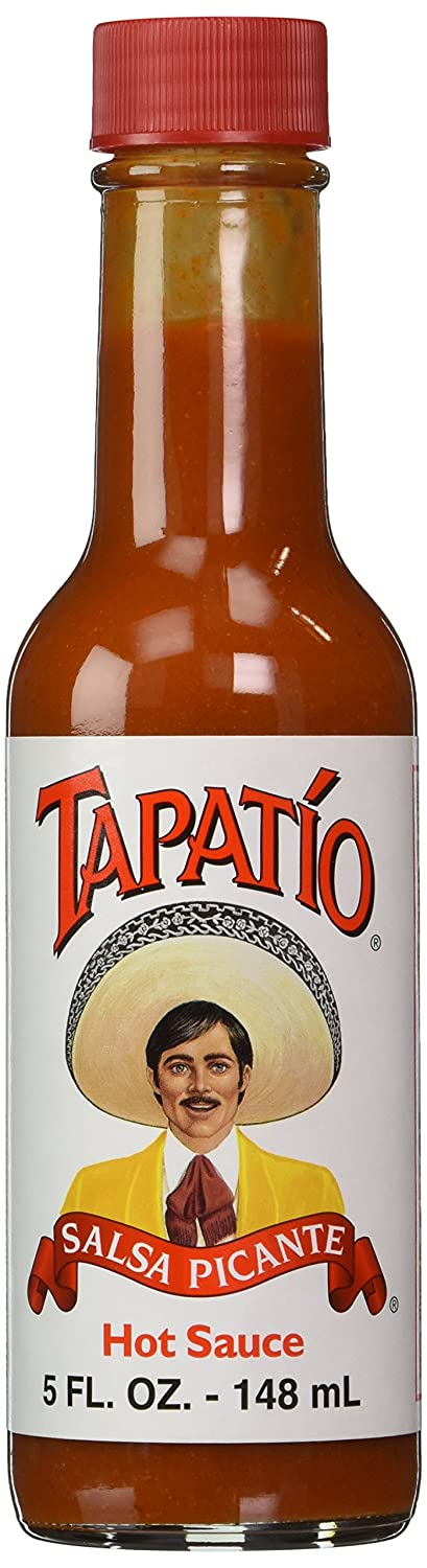 Amazon.com : Tapatio Salsa Picante Hot Sauce - 5 oz (Pack of 4) : Grocery & Gourmet Food