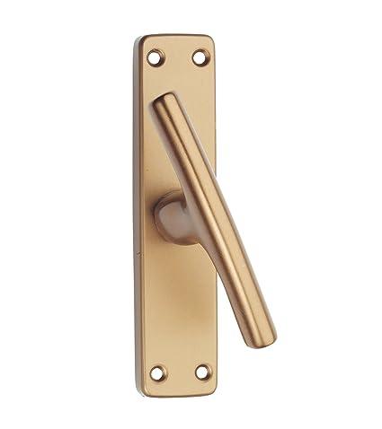 Home System Dy733322m Maniglia Per Finestra Alluminio Bronzato