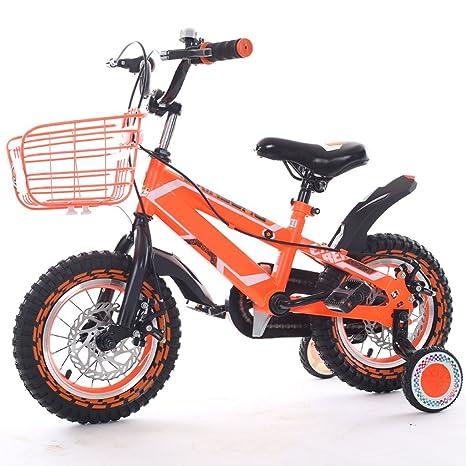 XBNH Bicicleta para Niños 2-4-6-7-8-9-