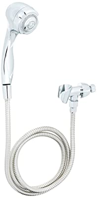 Niagara Conservation 2.0 Gpm Niagara Chrome Handheld Massage Showerhead