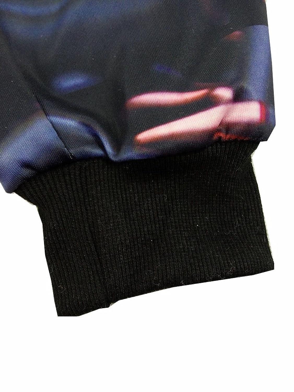 Ancia Unisex Men's 3d Printed Sweatpants Sportwear Tracksuits Running Joggers