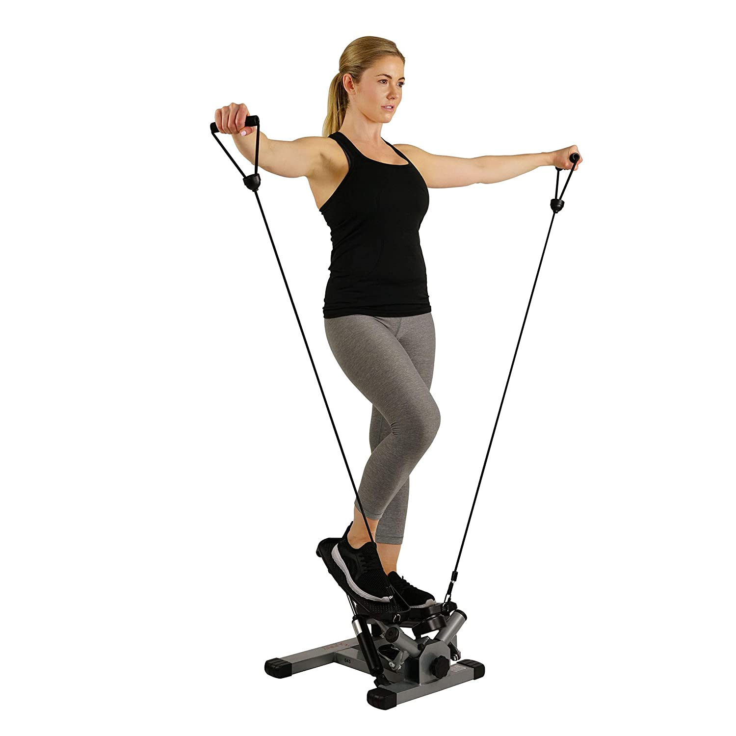 Sunny Health Fitness Twist Stepper – NO. 045