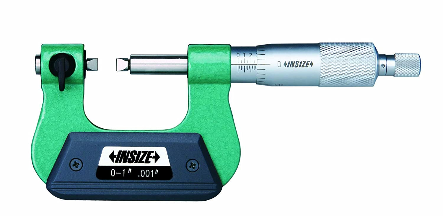 """SPECIAL BRAND NEW 0-1/"""" and 1-2/"""" SCREW THREAD MICROMETER"""