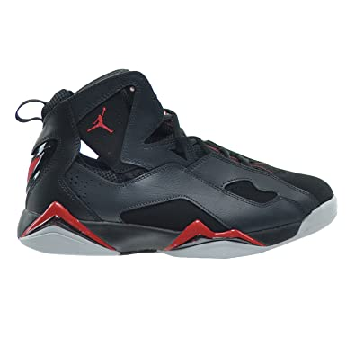5736cc6bc1d52b Jordan True Flight Men s Shoes Black Gym Red Anthracite Wolf Grey 342964-