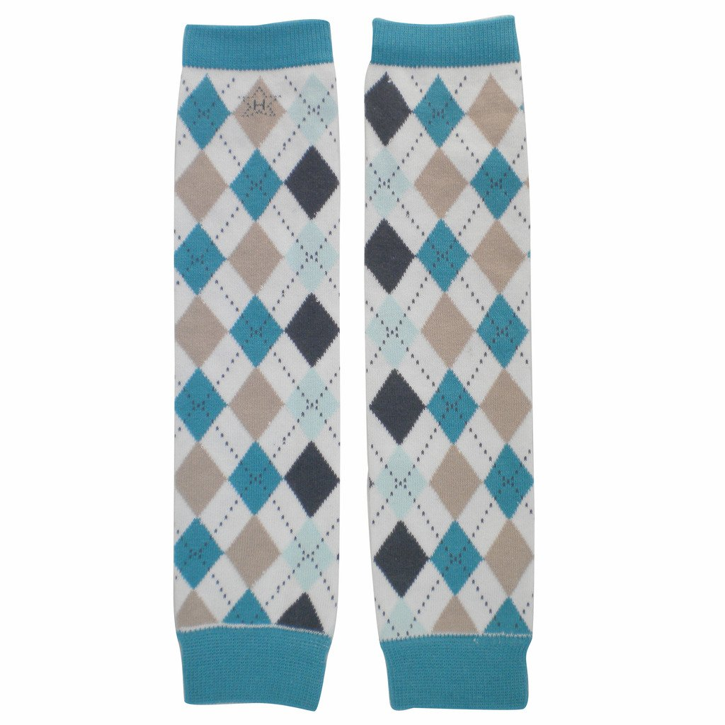 Huggalugs Sale Baby and Toddler Boys and Girls Argyle Leg Warmers 5010161