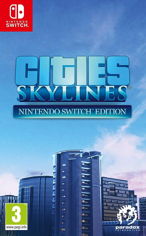 CITIES: SKYLINES NINTENDO SWITCH EDITION [Importación francesa ...