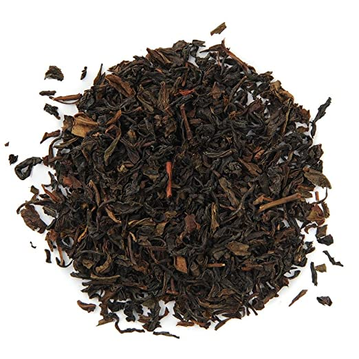 Positively Tea Company, Organic Avongrove Estate Darjeeling, Black Tea, Loose Leaf, USDA Organic, 1 Pound Bag