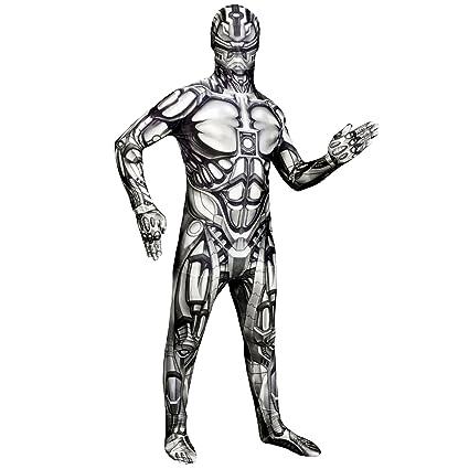 Amazon.com: Cráneo y Huesos, Kids Monster Morphsuit Disfraz ...