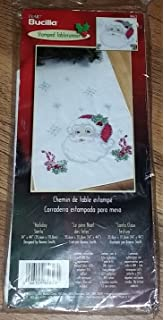 PN-0150868 Table Runner Christmas Owls Vervaco Cross Stitch Kit