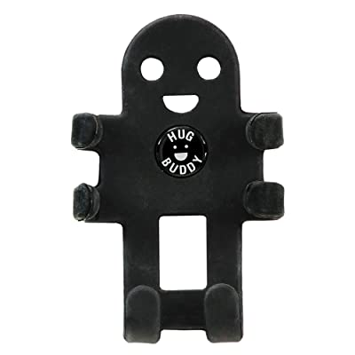 Alpena 66586Z Hugbuddy Device Holder - Black, 1 Pack: Automotive