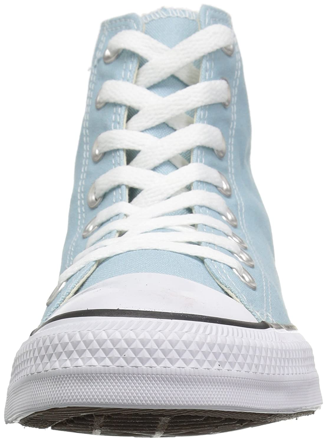 Converse Women's Chuck Taylor All Star Seasonal Canvas High Top Sneaker B075TG1C3K 8 US Men/10 US Women|Ocean Bliss
