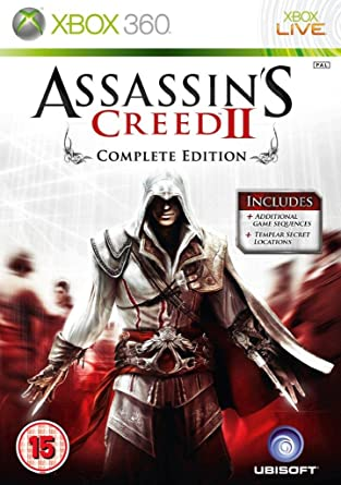 Amazon Com Assassins Creed 2 Game Of The Year Classics Edition