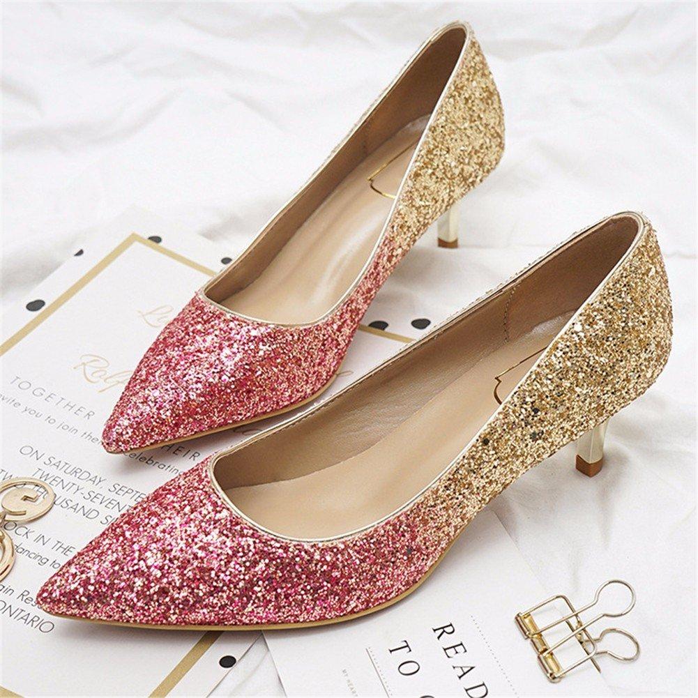 YUCH Frauen Schuh Flach Elegante Schuhe Frauen Schuhe Elegante 8c7649