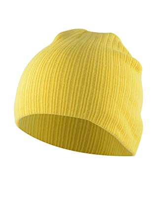 8324109dfd7f4 Amazon.com: Zando Toddler Infant Winter Hats for Babies Kids Knit Hat Baby  Cap Bright Yellow: Clothing