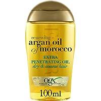 OGX Hair Oil Renewing+ Argan Of Morocco Extra Penetrating Dry & Coarse Hair Types, 100ml