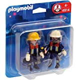 Playmobil 626073 - Bomberos Duo Pack Bomberos