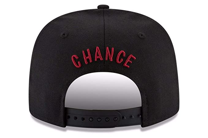 b1979ad3899 Amazon.com  Popular Chance The Rapper 3 Hat Cap Embroidery Baseball Cap Hip  Hop Streetwear Strapback Sun Hat Bone Black  Clothing
