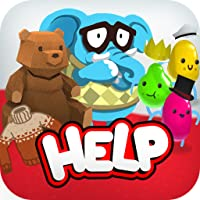 HELP: Fun Puzzle Games in Support of War Child UK