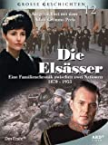 Die Elsässer (4 DVDs) – Große Geschichten 12 [Import allemand]
