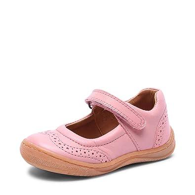 neu kaufen akribische Färbeprozesse Outlet Store Verkauf Bisgaard 80701.119 Mädchen Spangenballerina aus Glattleder ...