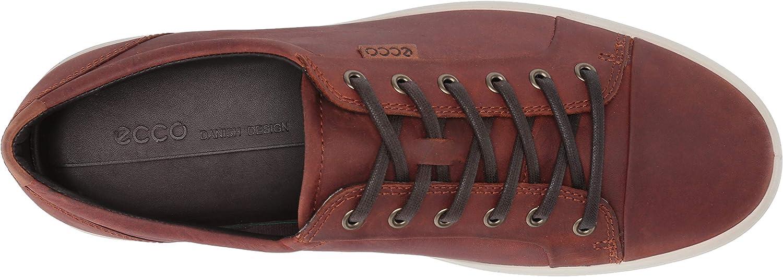 ECCO Soft 7 Men's, Scarpe da Ginnastica Basse Uomo Cognac 2053