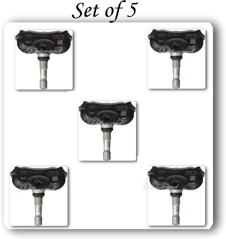 SET OF 4 Genuine OEM Toyota TPMS Tire Pressure Sensor 42607-0R010