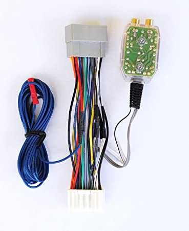 Amazon.com: Factory Radio Add A Amp Amplifier Sub Interface Wire ...