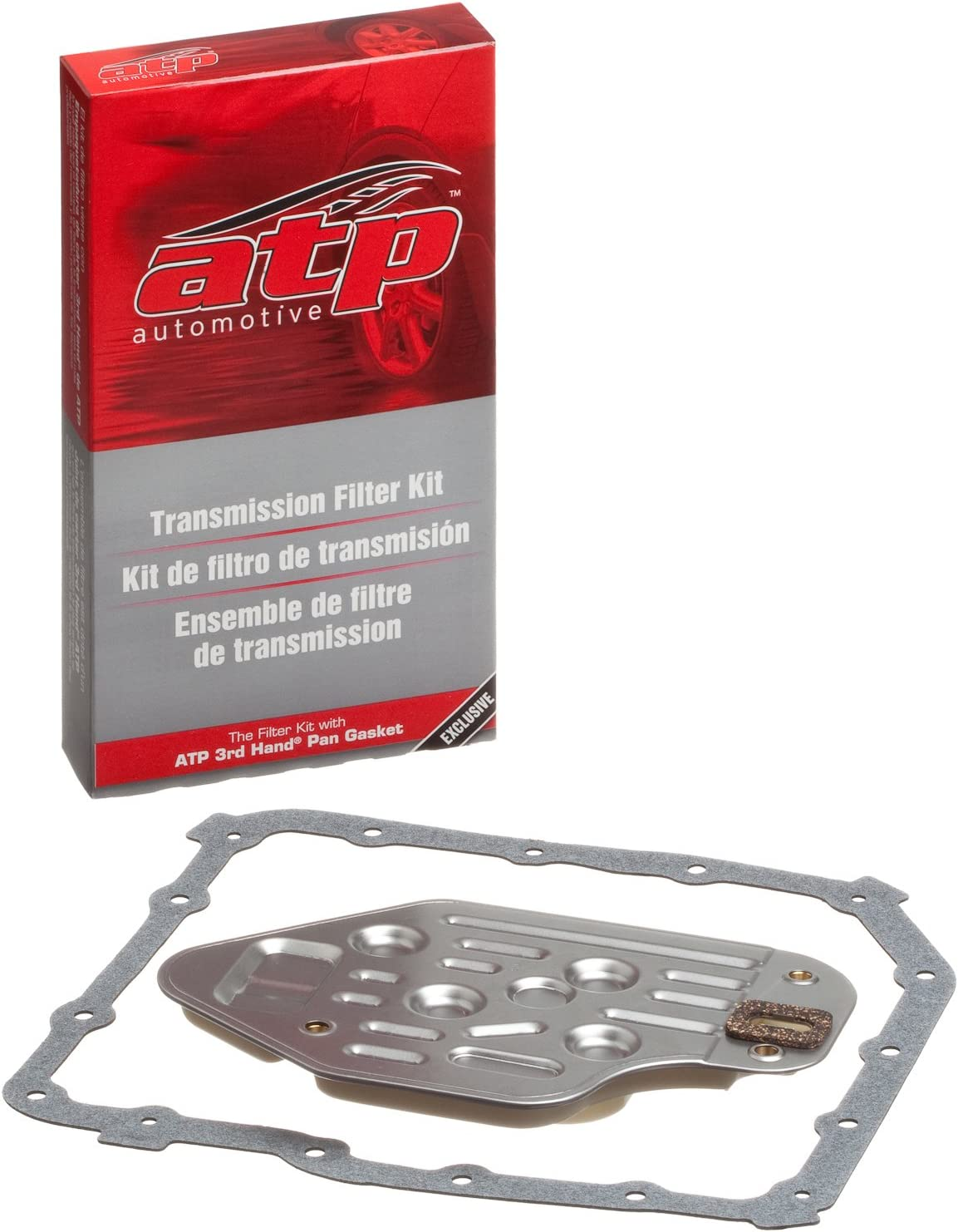 ATP TF-147 Automatic Transmission Filter Kit