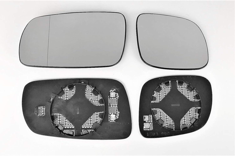 ALKAR Spiegelglas Außenspiegel 6432521 für VW SKODA
