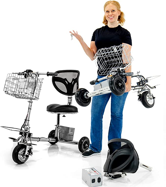 SmartScoot Mobility Scooter by Innovative Mobility Products