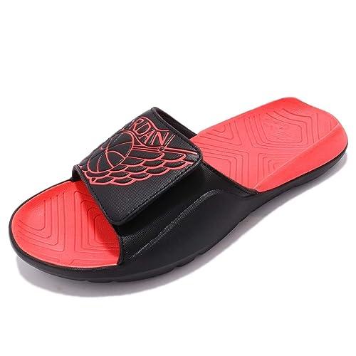 super popular b7369 5f7db Amazon.com   Jordan AA2517-023: Men's Black/Infrared Jordan ...