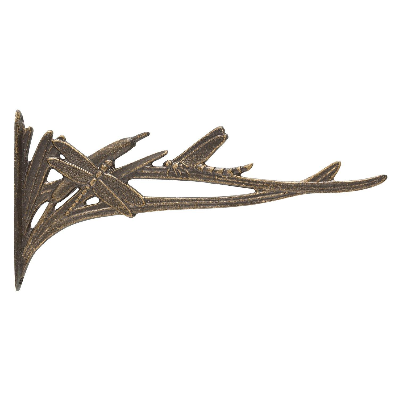 coat hooks shop amazon com whitehall products dragonfly nature hook french bronze