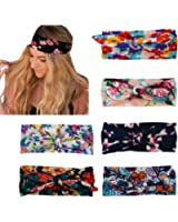 DRESHOW Women's Headbands Headwraps Hair Bands Bows accessories