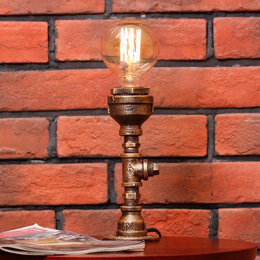 Industrial vendimia viento individualidad manguera luz café bar lámpara creativa lámpara vintage lámpara creativa 78354a